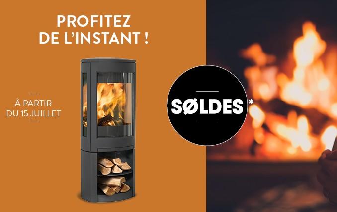 Bergé Poêle & cheminées - SOLDES été LIMOUX